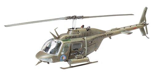 1/72 Bell OH-58 Kiowa (Plastic model) - 1