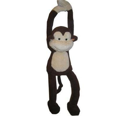 Lambs & Ivy Baby Cocoa Plush Monkey - Toys R Us Exclusive