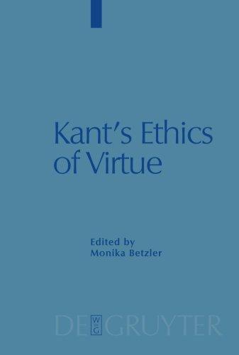Kant's Ethics of Virtue