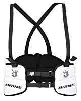 Brine LRPUPR2 Uprising Men's Lacrosse Rib Pads (Call 1-800-327-0074 to order)
