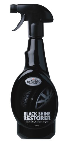 Astonish C1541 750ml Black Shine Restorer