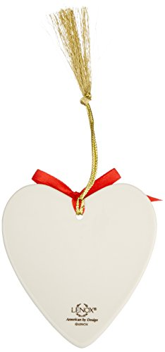 Lenox Expressions from the Heart Teacher Ornament
