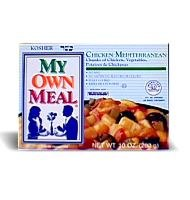My Own Meals: Chicken Mediteranean (12 Pack)