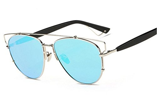 aviator ray ban mirrored sunglasses  vintage mirrored
