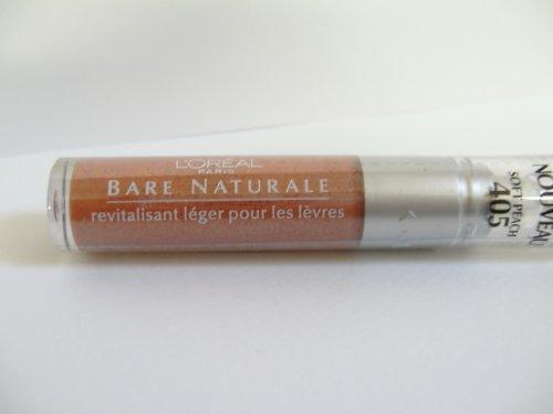 loreal-lip-gloss-bare-naturale-gentle-lip-conditioner-nb-405-soft-peach