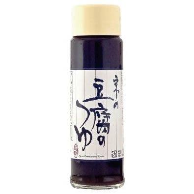 【京都・優菜堂】京の豆腐のつゆ 195g(無添加)