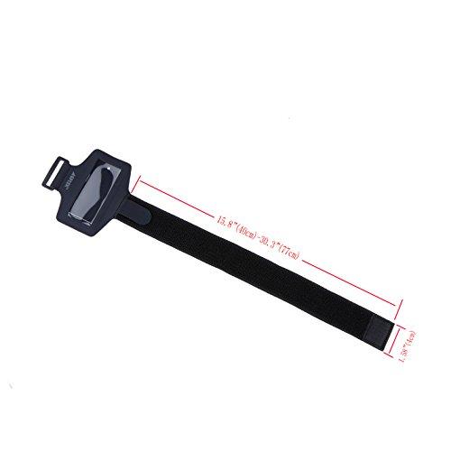 AGPTek® Fascia da Braccio che mantiene AGPTek A02 MP3 lettore, Nero ...