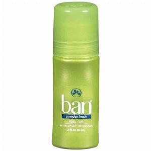 Ban RollーOn powder fresh Antiperspirant & Deodorant 3.5 fl oz パウダーフレッシュ