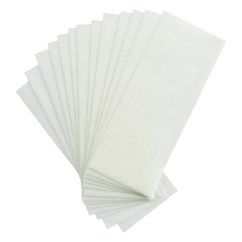 100 Paper Waxing Strips 5060002161753 By Isalonsupplies