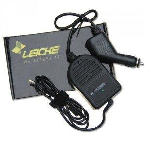 LEICKE KFZ 12V Netzteil für HP Notebooks und Laptops | Adapter mit 19V 4,74A 90W | Ladegerät mit 4,8*1,7mm Stecker z.B. für Pavilion DV Series | Einsetzbar in Auto und Wohnmobil