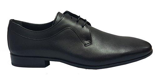 NUPER Uomo scarpe nero Size: 41