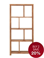 Narla Bookcase