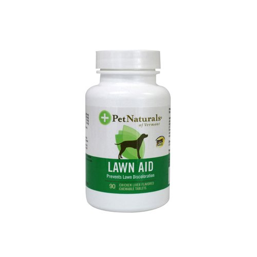 Pet Naturals Of Vermont Lawn Aid (90 Tab.)