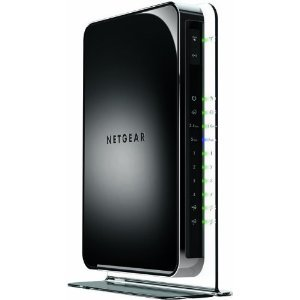 NETGEAR N900 WIRELESS DUAL BAND GIGABIT ROUTER 450+450 Mbps Ultimate WiFi Speed , Share Two USB Printer and Storage, Separate & Secure Access to Guests.Model R4500