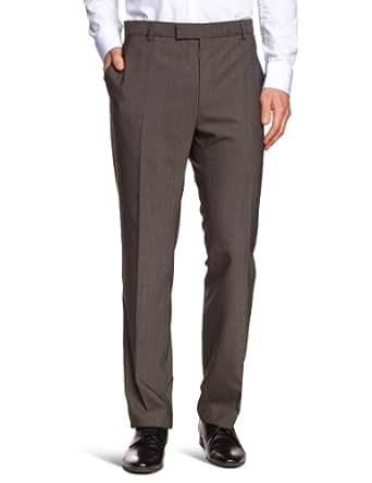 Strellson Premium Herren Anzughose Slim Fit 11000317 / L-James, Gr. 46, Grau (190)