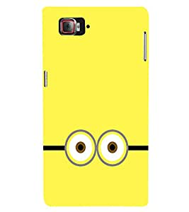 EPICCASE Minion Eye Mobile Back Case Cover For Lenovo Vibe Z2 Pro K920 (Designer Case)