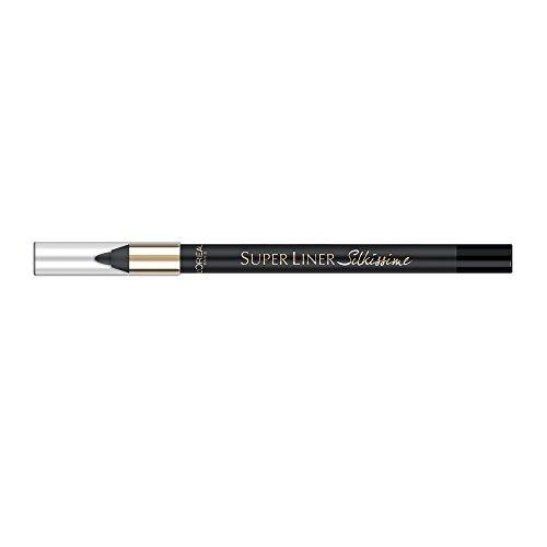 L'Oréal Makeup Designer Paris Superliner Silkissime - Eyeliner seductive black