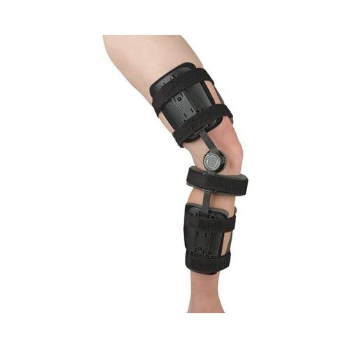 Knee Brace Side: Universal, Foam: Full, Drop Lock: With Drop Lock