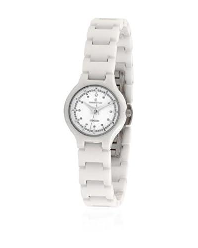 Cristian Lay Reloj de cuarzo 20076 Blanco 24 mm