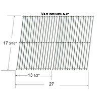 59812 - Brinkmann, Grill Master, Nexgrill And Uniflame Gas Grill Replacement Stainless Steel Cooking Grid/Cooking Grates front-3303