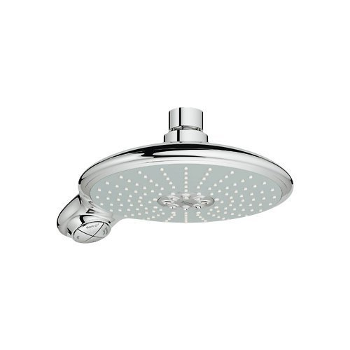 Grohe-27-767-Power-and-Soul-75-Multi-Function-Shower-Head-with-DreamSpray-Tech