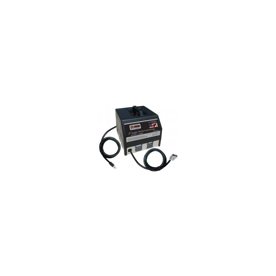 48V 18Ah Dual Pro Club Car Golf Cart Battery Charger I4818DVCC