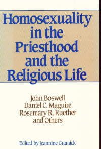 Homosexuality in the Priesthood and Religious Life