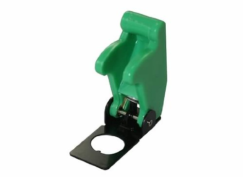 Jt&T Products (2652-5F) - Toggle Switch Position Indication Cover, Green