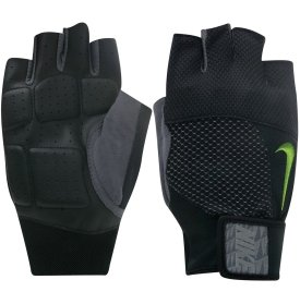 Mens Nike Lock Down Weight Training,lifting,cardio,gym Gloves Sizes:s - Xl