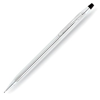 Cross Classic Century Lustrous Chrome 0.5mm Pencil - Buy Cross Classic Century Lustrous Chrome 0.5mm Pencil - Purchase Cross Classic Century Lustrous Chrome 0.5mm Pencil (Cross, Office Products, Categories, Office & School Supplies, Education & Crafts)