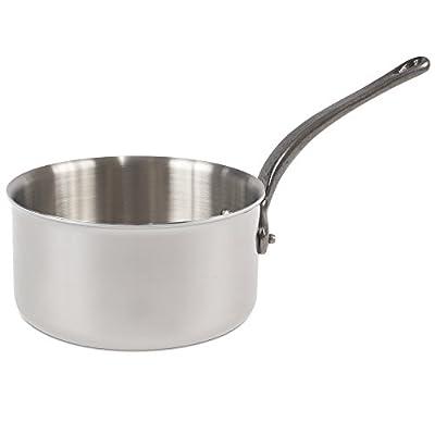 Mauviel M' Cook Saucepan - 8 inch diam., 3.6 Quarts