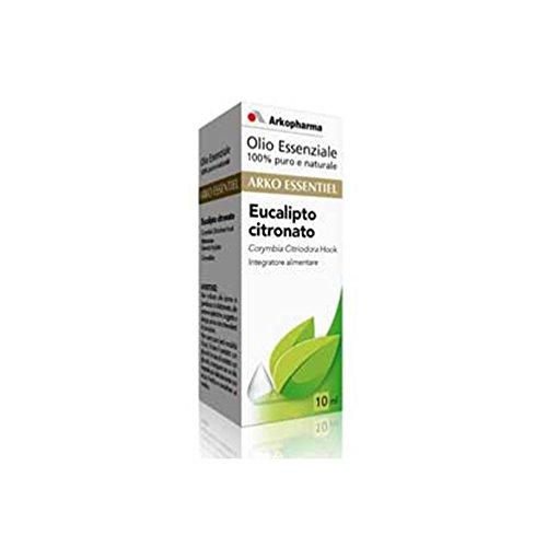 Arkopharma Arko Essentiel Eucalipto Citronato Olio Essenziale 10 ml