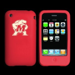 Tribeca Maryland Iphone 3g / 3gs Silicone Case