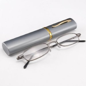 Eyewear Reading Glasses W/ Hard Case (Assort. Colors) Optimal Strength at Sears.com