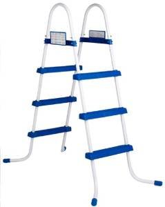 Intex 58910E Pool Ladder for 36-Inch Wall