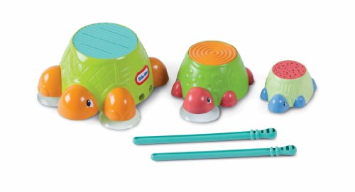 Little Tikes Bath Drums - 1