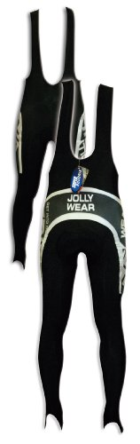 Buy Low Price JOLLYWEAR Cycling Thermal Bib Tights ( DIEGO/C collection) (B002Z7NWRY)