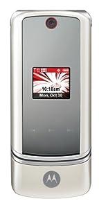 MOTOROLA KRZR K1m WHITE CELL PHONE VERIZON CAMERA CDMA