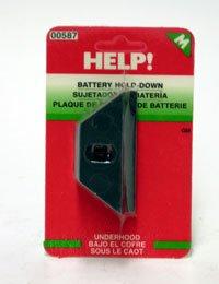 Dorman 00587 HELP! Battery Hold-Down Kit