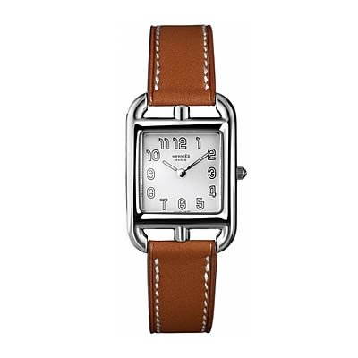 Hermes Cape Cod PM Small Ladies Quartz Watch - 020997WW00