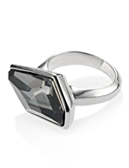 Autograph Cosmic Stone Ring MADE WITH SWAROVSKI® ELEMENTS