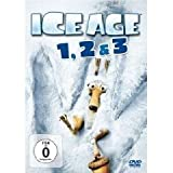 "Ice Age 1, 2 & 3 (3 DVDs)von ""Jason Carter Eaton"""