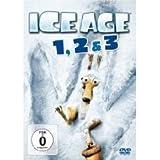 """Ice Age 1, 2 & 3 (3 DVDs)von """"John Carnochan"""""""