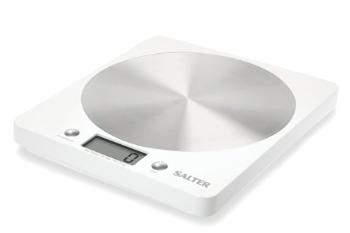 Salter Slim design electronic platform kitchen
