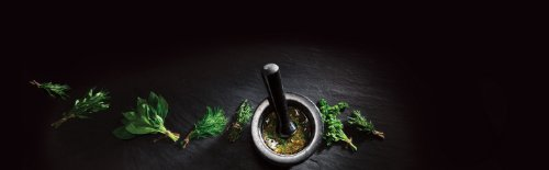 Cole & Mason Granite Pestle and Mortar, 18 cm