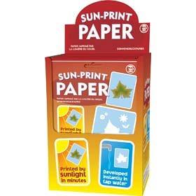 Sun Print Paper