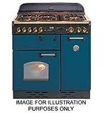 Rangemaster Classic 90 Blue Cooker