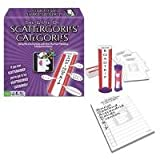 Scattergories Categories Board Game