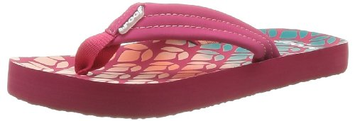 Reef Girls Little Ahi Sandals R2199HTF Hot Pink/Tulip/Fade 3 UK Child, 35 EU