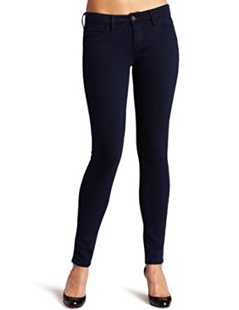 Levi's Womens Super Skinny Legging, Indigo Muse, 6